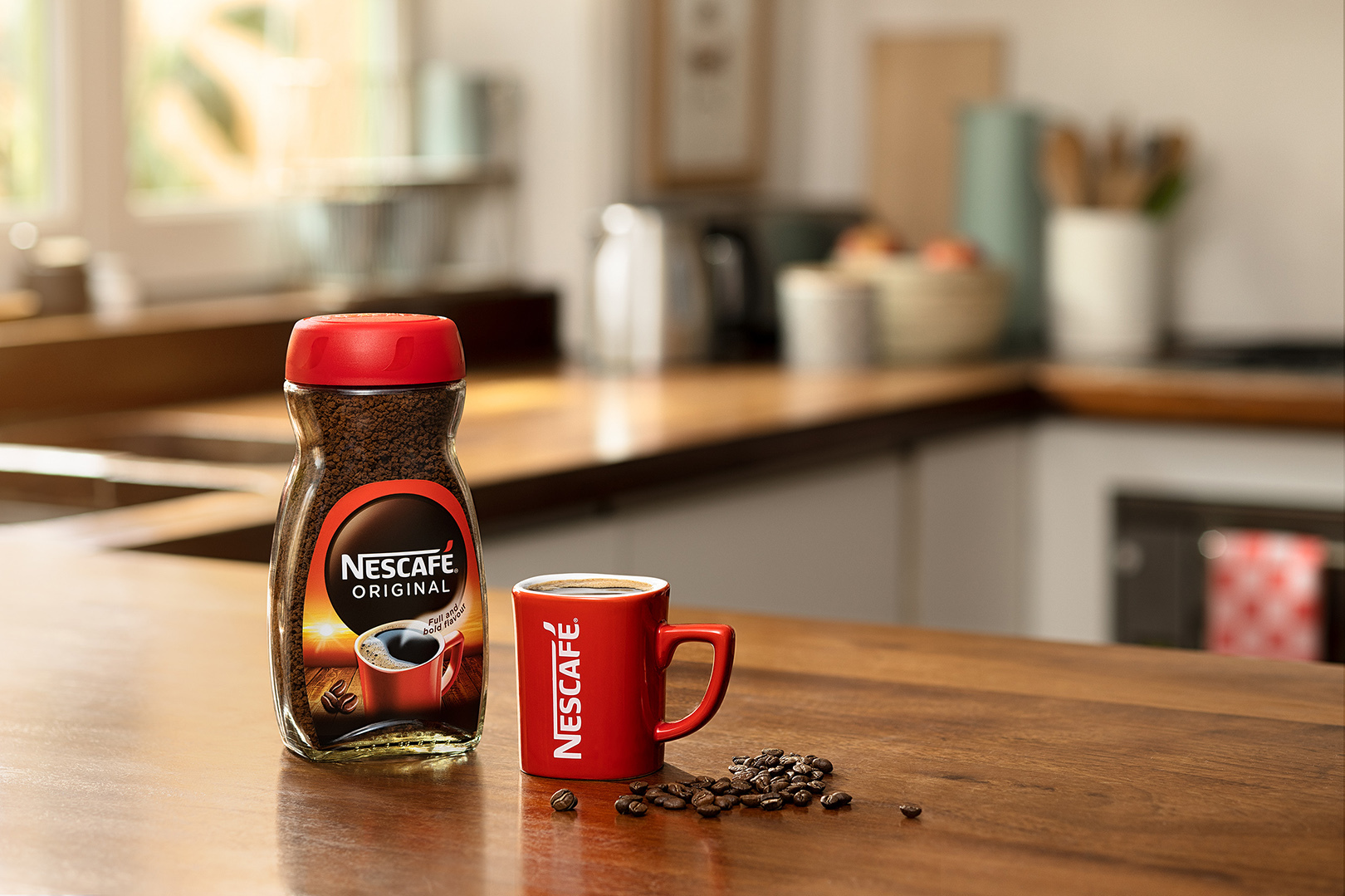 Nescafé Classic-