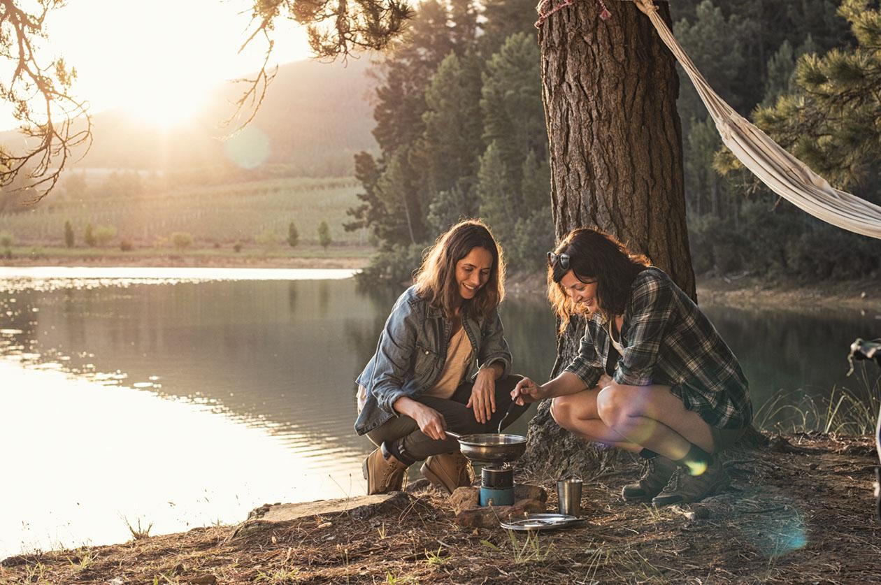 Outdoor adventure-