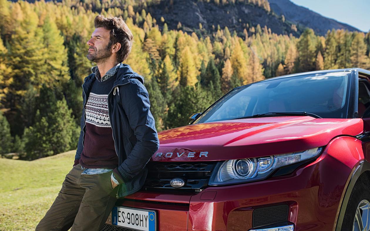 Range Rover Evoque-