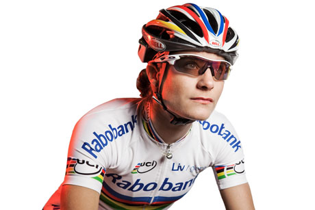 Marianne Vos - World Champion Cyclist